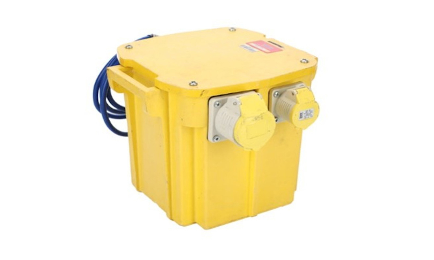 3 kVA Portable Transformer Product Page Image