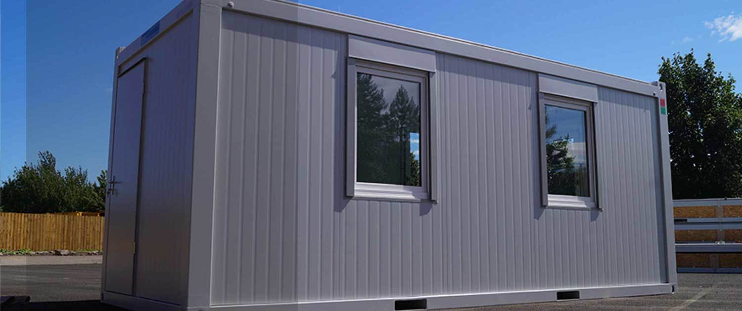 containex modular building hire an extremely popular product due to their flexibility