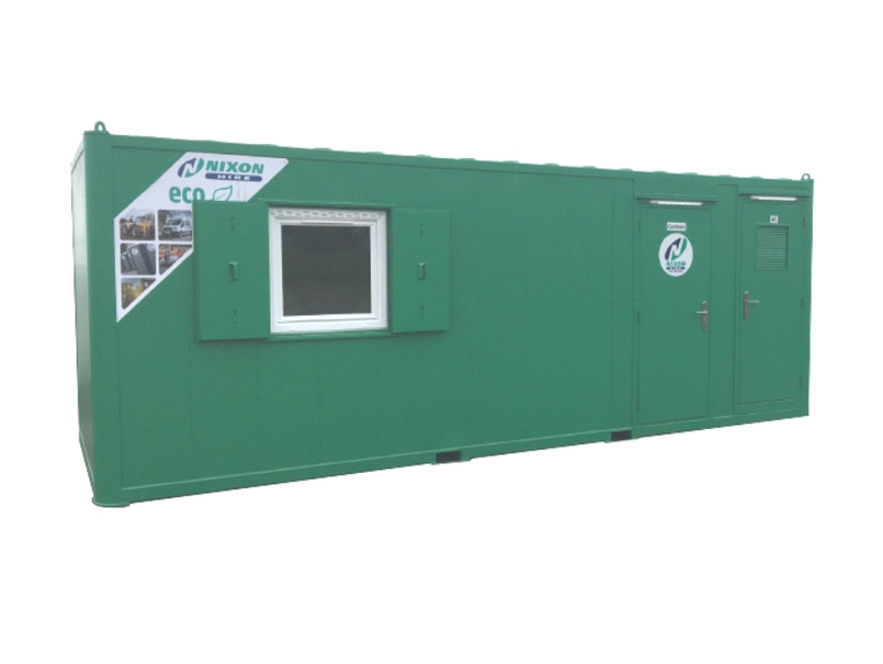 Module 28 Eco Unit To Hire For Site Welfare Facilities