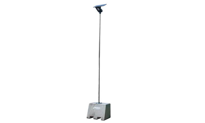 Solar Street Light With Static Mast Cut Out
