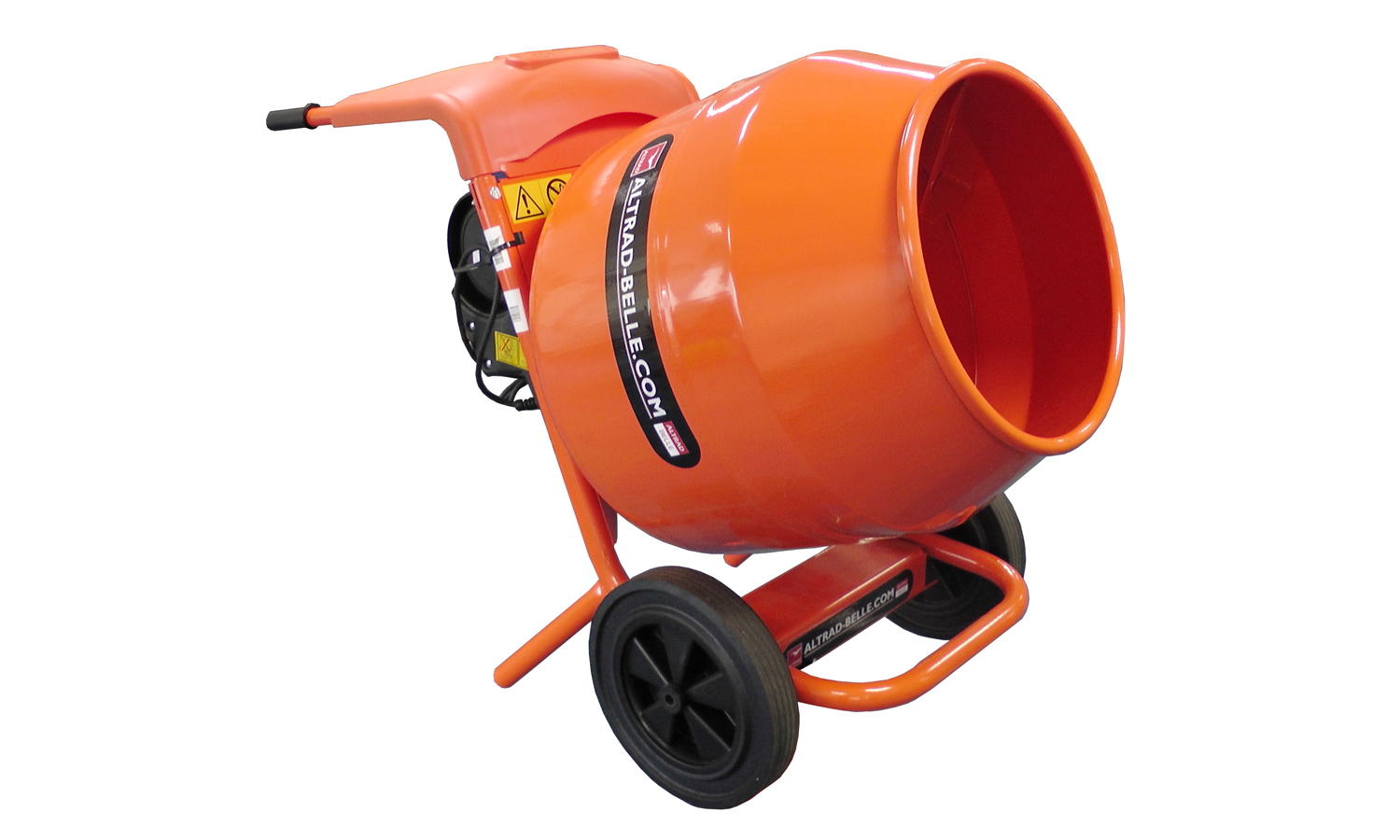 Tip-up Petrol Concrete Mixer Product Page