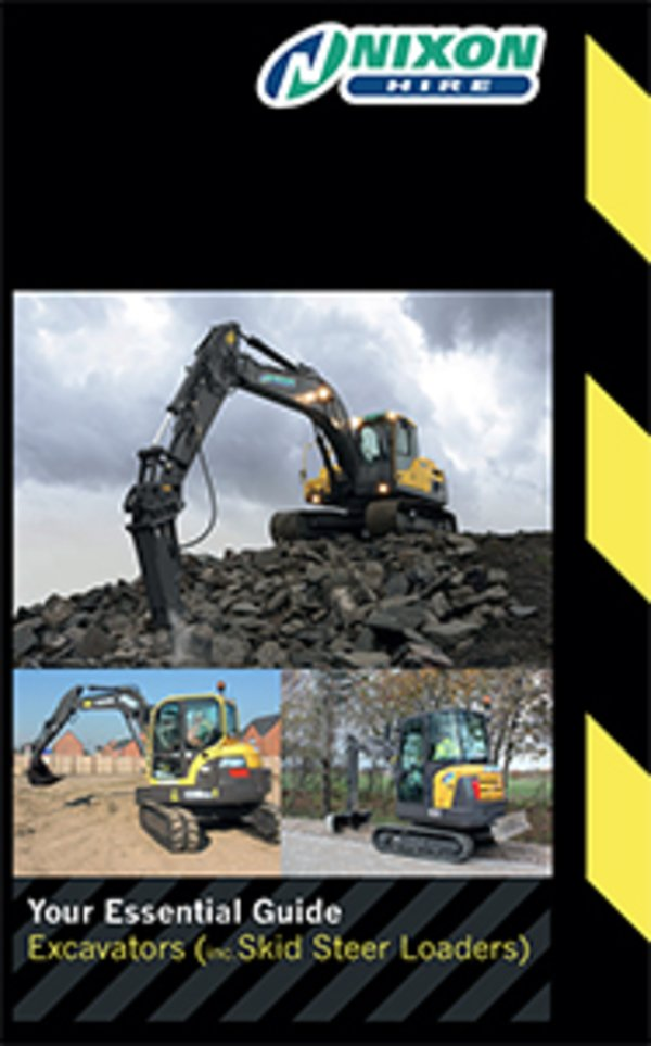 Your Essential Guide - Excavators and Skid Steer Loaders