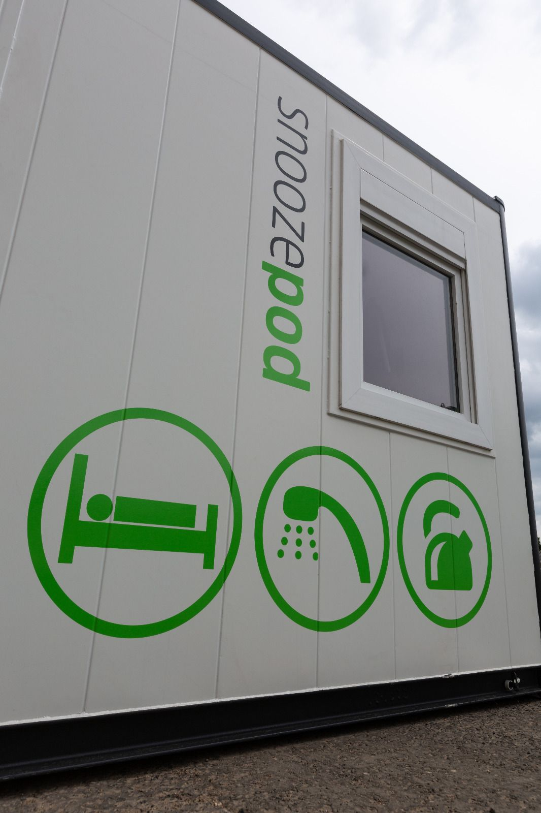 SNOOZEPOD Launch