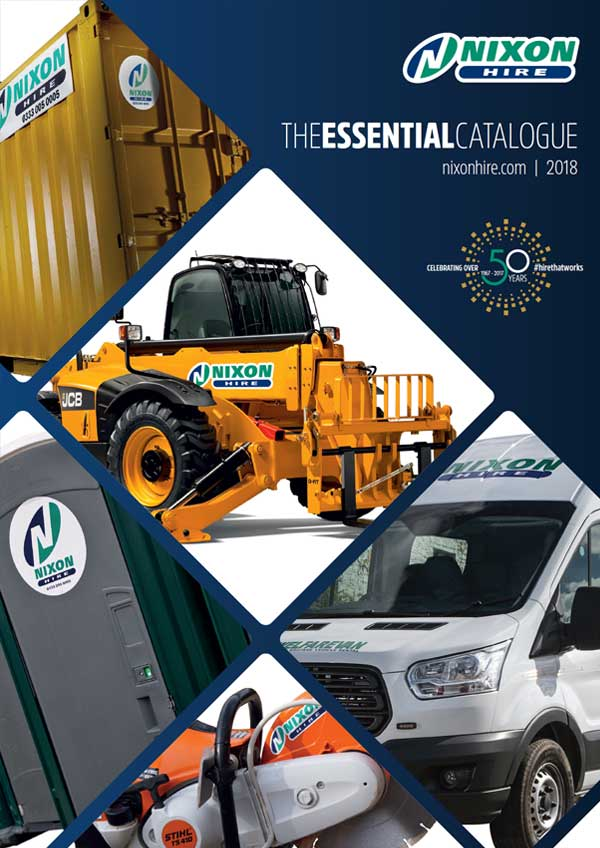 Our 2018 Essential Catalogue is out now!