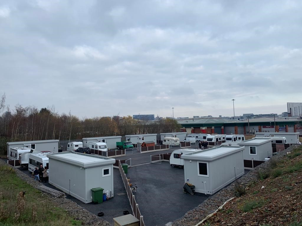 Modular Building Project with Leeds City Council complete