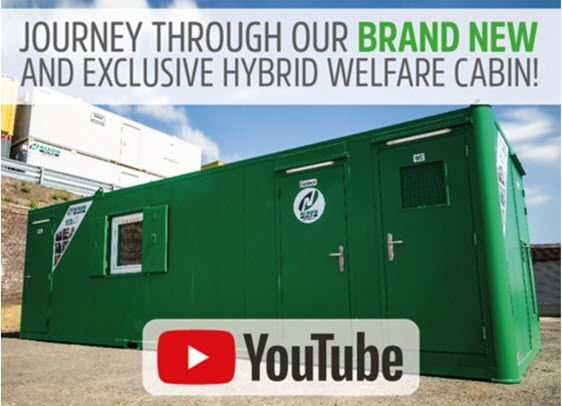 ALL NEW HYBRID WELFARE UNIT - watch the video!