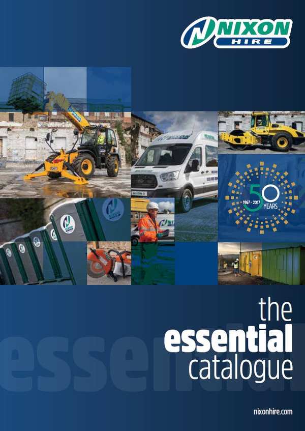 Brand New Essential Catalogue Out Now!