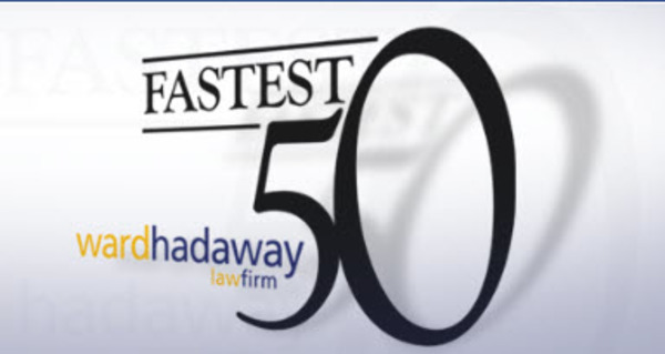 We are delighted to announce that we have once again been listed in the Ward Hadaway Fastest 50!