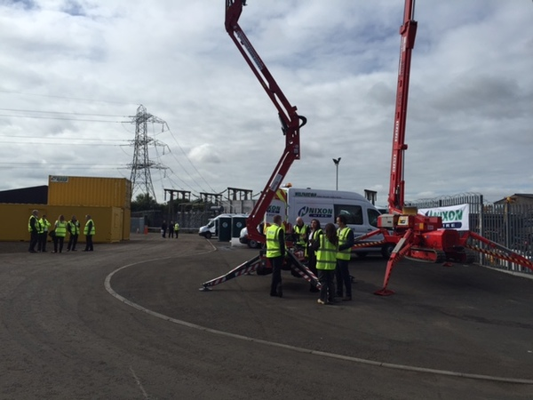 Glasgow Depot Plant Hire Open Day