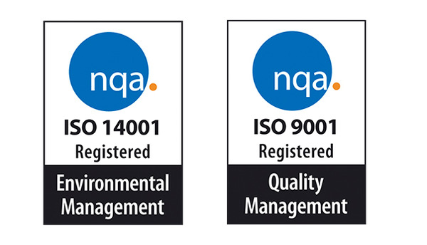 ISO Standards Success!