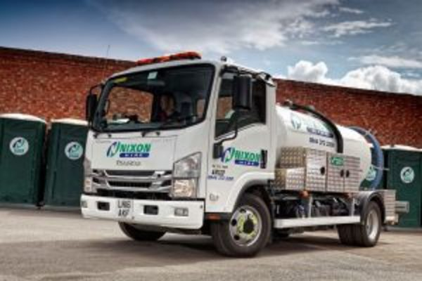 Isuzu 50th truck