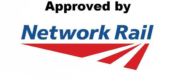 The lights are approved by Network Rail