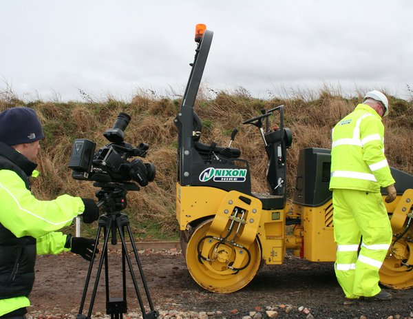 Filming of New Safety Videos