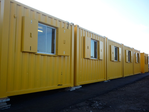 1 Million Pound Site Accommodatio Order