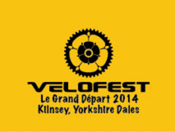Supplying event equipment for Velofest 2014