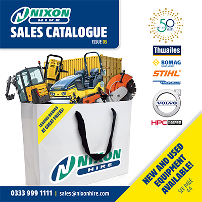 Brand New Sales Catalogue 2017 - Out Now!