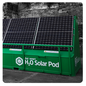Solar Pod Shortlisted for Product of the Year